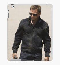 James Bond 007 Daniel Craig Quantum of Solace, Skyfall, Casino Royale iPad Case/Skin