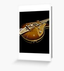 Awesome Guitar  Greeting Card