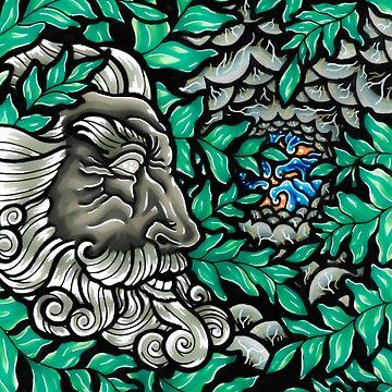 Zeus  by Thoricartist