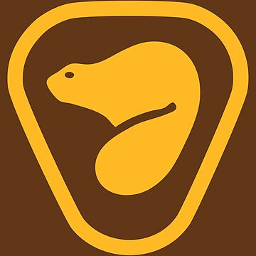 Canada Parks Vintage Logo by BrokenHorn