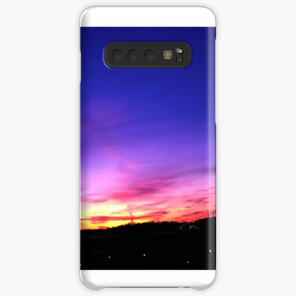 auroras boreales Funda y vinilo para Samsung Galaxy