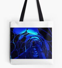 NEON Tunnel Vision Tote Bag