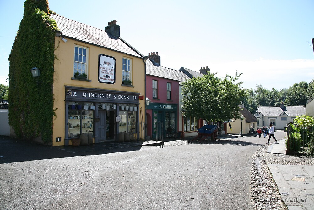 HIGH NOON IN BUNRATTY by Sean Farragher