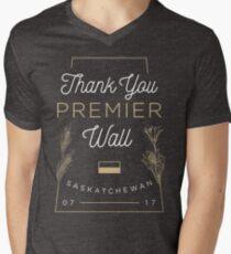 Thank You Premier Wall Men's V-Neck T-Shirt