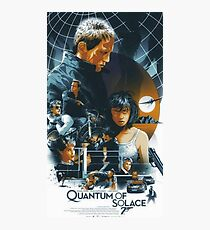 James Bond 007 Quantum of Solace Daniel Craig Photographic Print