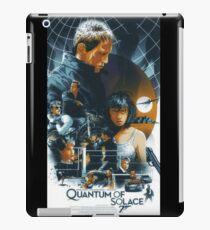 James Bond 007 Quantum of Solace Daniel Craig iPad Case/Skin