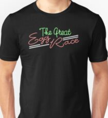 The Great Egg Race Unisex T-Shirt