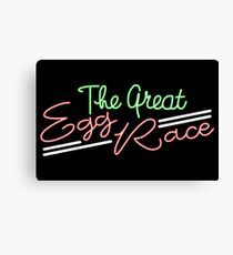 NDVH The Great Egg Race Canvas Print
