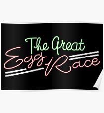 NDVH The Great Egg Race Poster