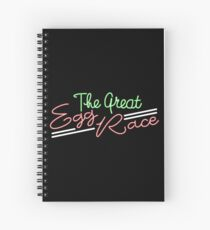 NDVH The Great Egg Race Spiral Notebook