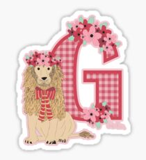 House of the Brave - Flower Crown Sticker