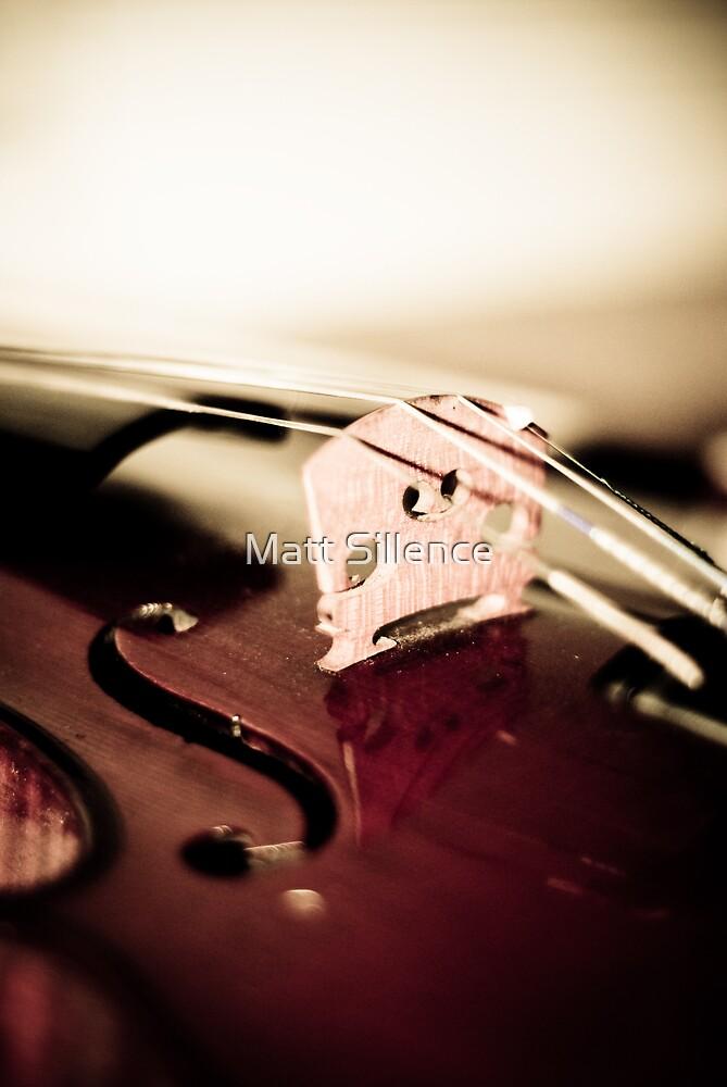 Violin by Matt Sillence
