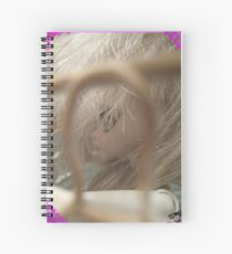 In the cage Spiral Notebook