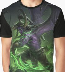 Demon Graphic T-Shirt