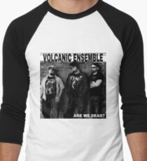 Volcanic Ensemble, Ramones parody  Men's Baseball ¾ T-Shirt