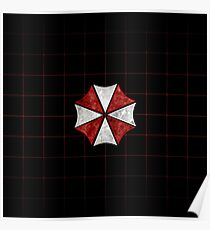 Resident Evil Umbrella Corporation Poster