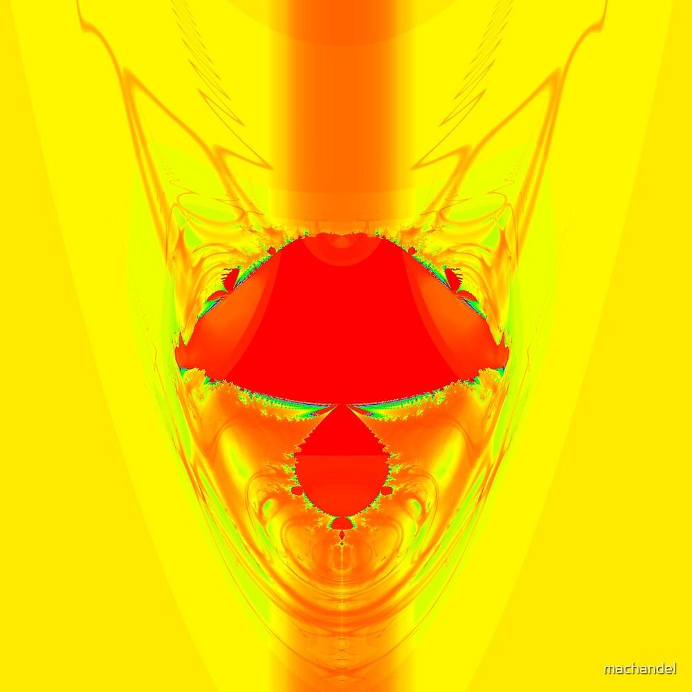 Fox by machandel