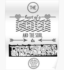 Chief Heart, Dragon Soul Poster