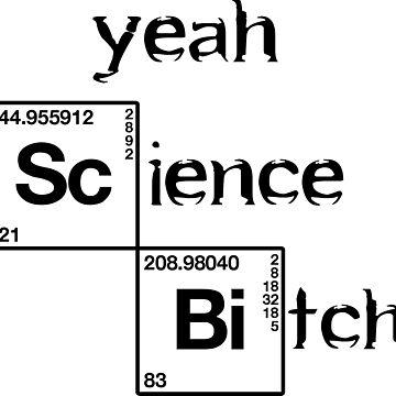 YEAH Science bitch von dynamitfrosch