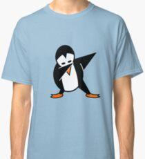 Funny Dabbing Penguin  Classic T-Shirt