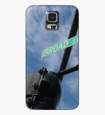 Broad Street Providence Case/Skin for Samsung Galaxy