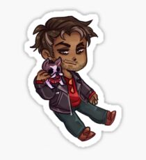 Tiny bobert Sticker
