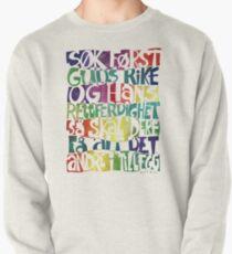 Søk først Guds rike Pullover Sweatshirt