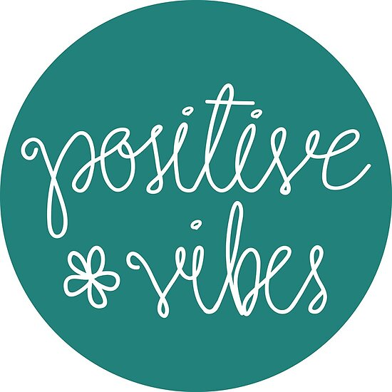positive vibes by nucleotides