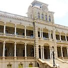 Iolani Palace by WeeZie