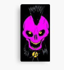 ANARCHY IN PINK Canvas Print