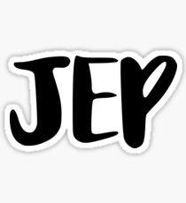 JEP Sticker