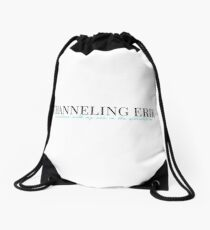 Channeling Erik - Conversations with my Son in the Afterlife Drawstring Bag