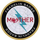 Franklin Badge - Mother/Earthbound Series by Studio Momo ╰༼ ಠ益ಠ ༽
