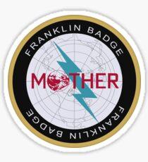 Franklin Badge - Mother/Earthbound Series Sticker