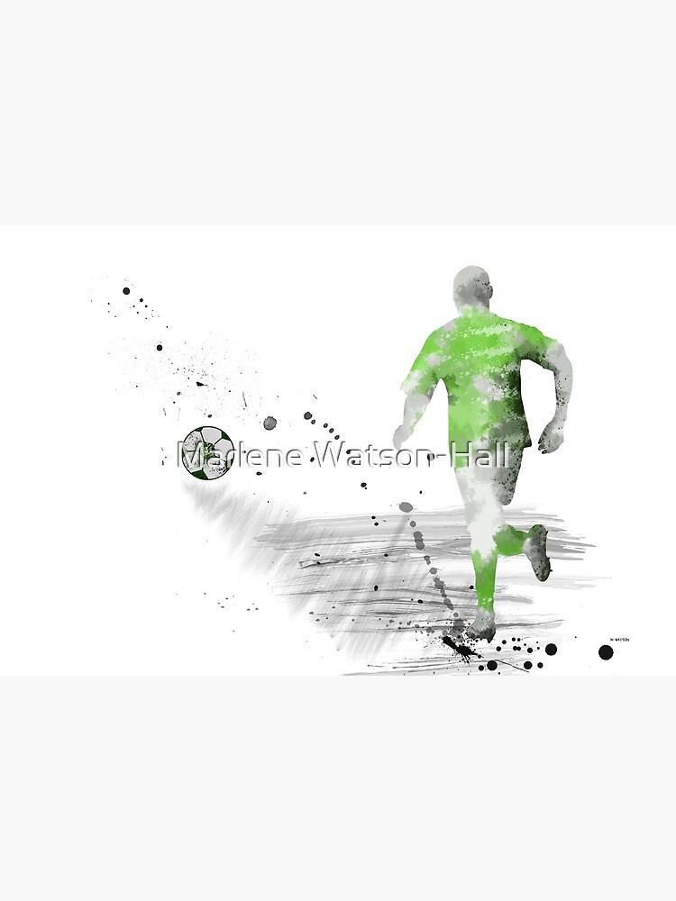 Fußballspieler 5 von marlenewatson