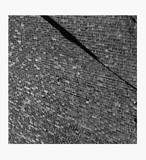 Walled. Photographic Print