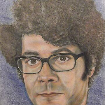 Moss portrait by Dylannn