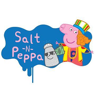 Salt N peppa by santanafirpo