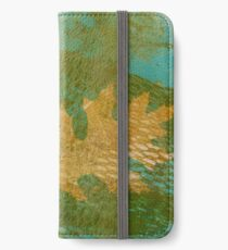 Rays of Autumn iPhone Wallet