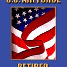 U.S. Air Force, Retired by George Robinson
