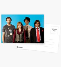 The it crowd  Postcards
