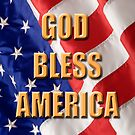 God bless America by George Robinson