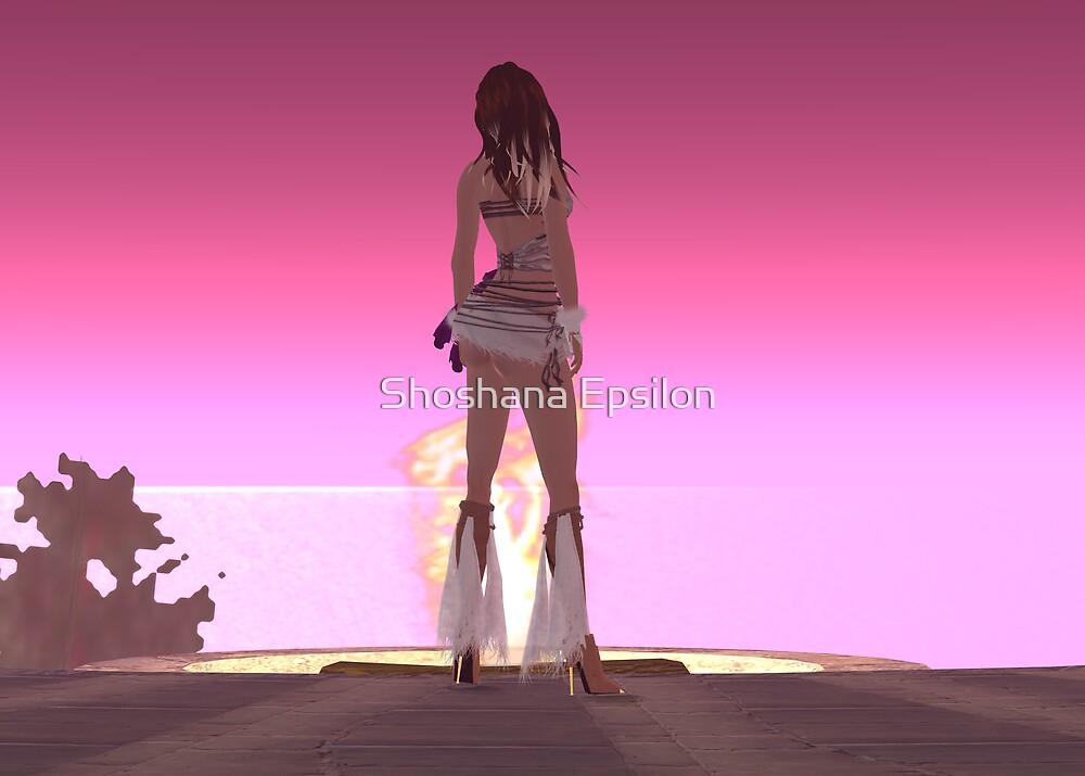 Pink Dawn by Shoshana Epsilon