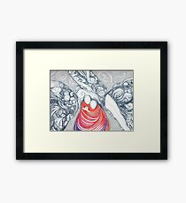 Whatever The Weather (I Keep Myself Wrapped Up In You) Framed Print