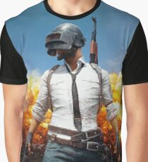 Battle Grounds Graphic T-Shirt