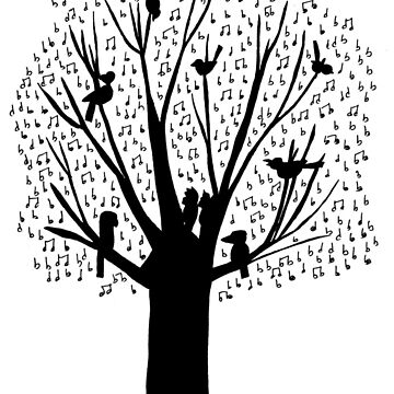 Musical Tree - Australian Bird Calls by eddcross