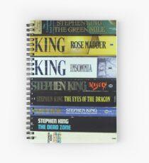 Stephen King PB3 Spiral Notebook