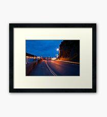 Waterford Twilight Framed Print