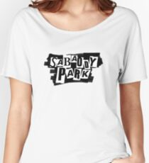 One Piece - Sabaody Park Women's Relaxed Fit T-Shirt