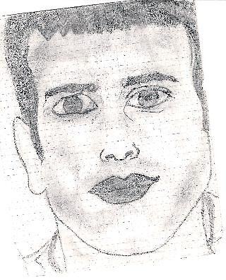 self portrait by einir